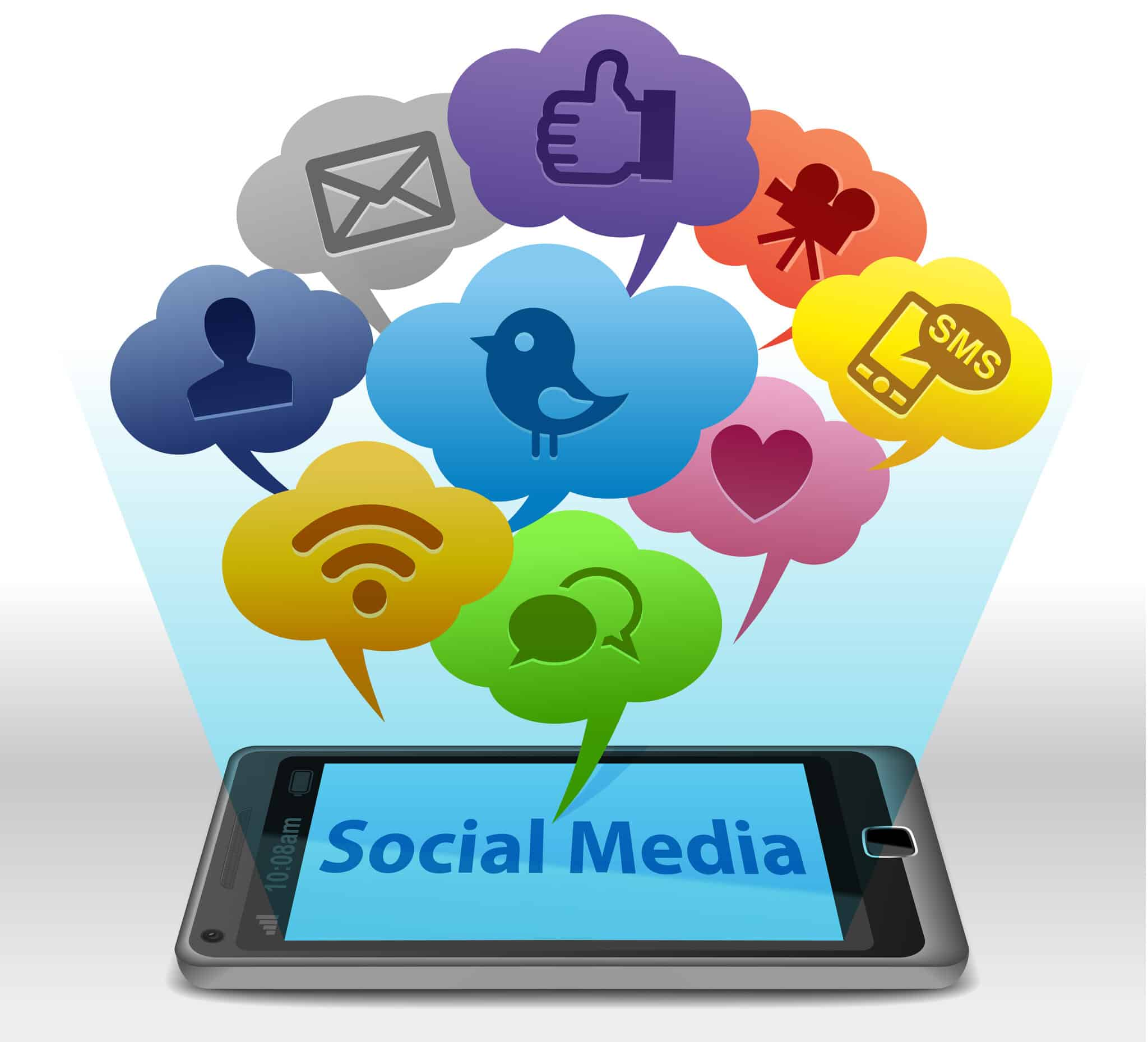 Colleges look at students' social media accounts.