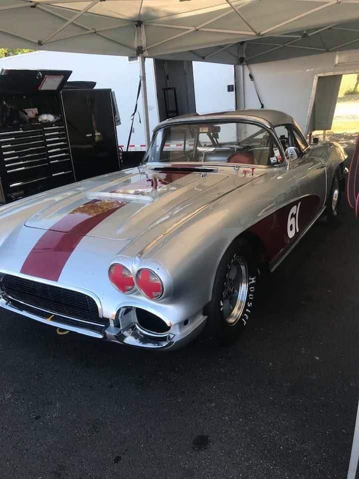 Cooper DuBois Portland Racer 62 Corvette